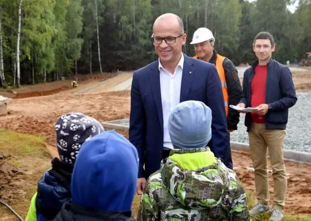Глава Удмуртии Александр Бречалов с рабочим визитом посетил Якшур-Бодьинский район