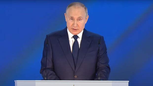 Путин: Россия ведет себя сдержанно и настроена на добрые отношения с другими странами
