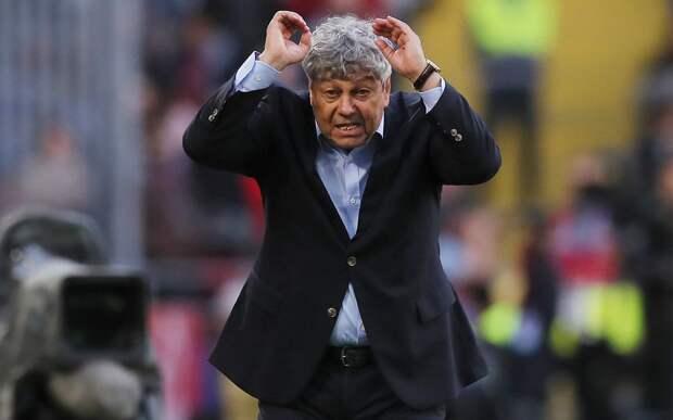 Луческу: «Динамо» рано тягаться с «Ювентусом» и «Барселоной». С ними мы делали только полдела»