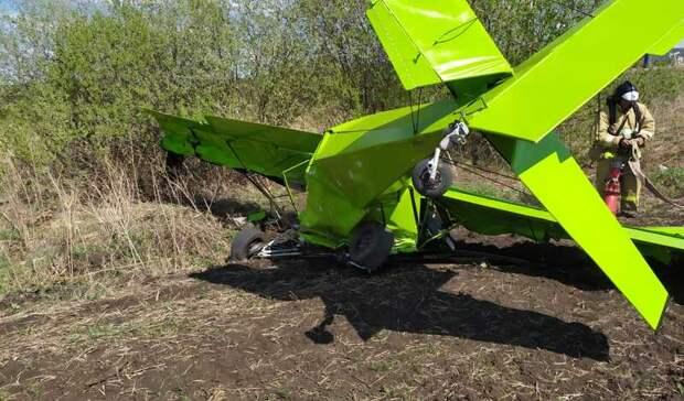 «Пилот» упавшего вТатарстане самолета должен был отремонтировать его