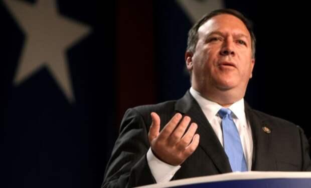 Помпео назвал главную внешнюю угрозу для США