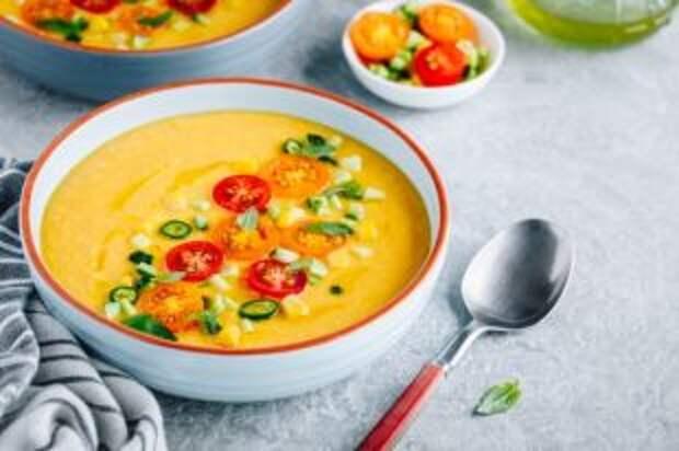 Холодные супы для лета. Готовим свекольники, окрошки и гаспачо