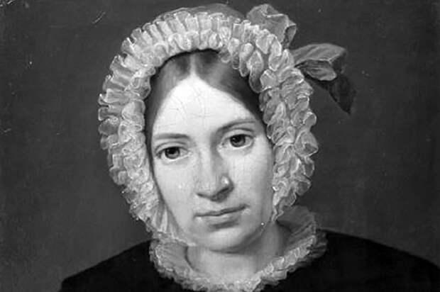 Портрет Генриетты Вульф, подруги Андерсена