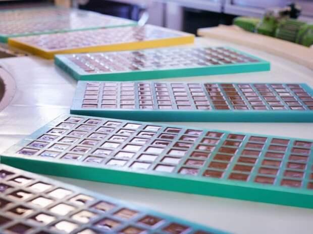 Всё в шоколаде: репортаж с кондитерской фабрики