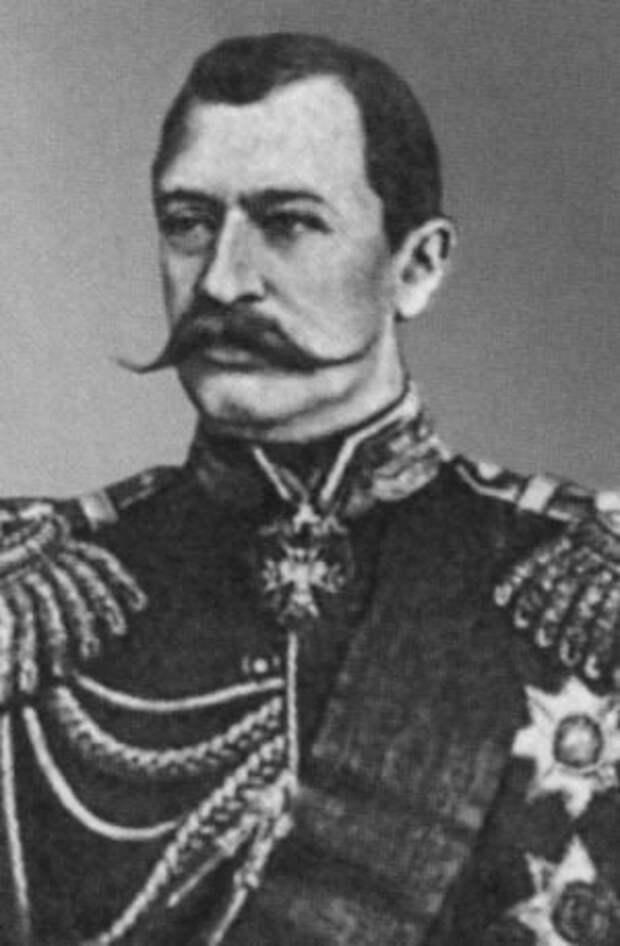 Николай Владимирович Мезенцев, правнук А. В. Суворова.