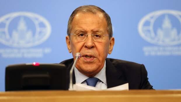 Лавров констатировал ухудшение отношений с Берлином