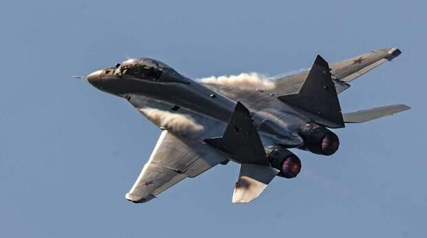 Американцы приготовили для МиГ-35 «уловки Сатаны»