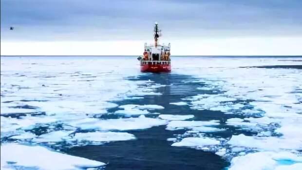 Мазут вАрктике под запрет