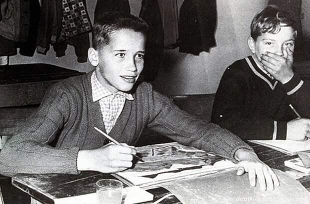 Как выглядели Терминатор, Рэмбо и Крепкий Орешек в молодости