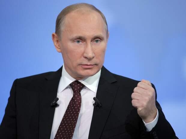 Путин обещает «выбить зубы» тем, кто нападет на Россию