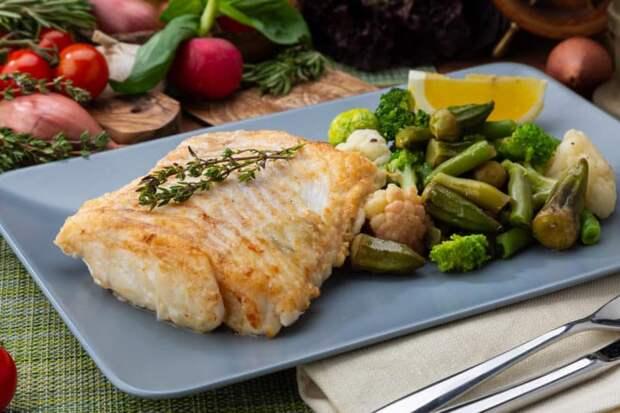 Запечённый минтай с горчицей. Сочная и ароматная рыбка, приготовленная в духовке 2