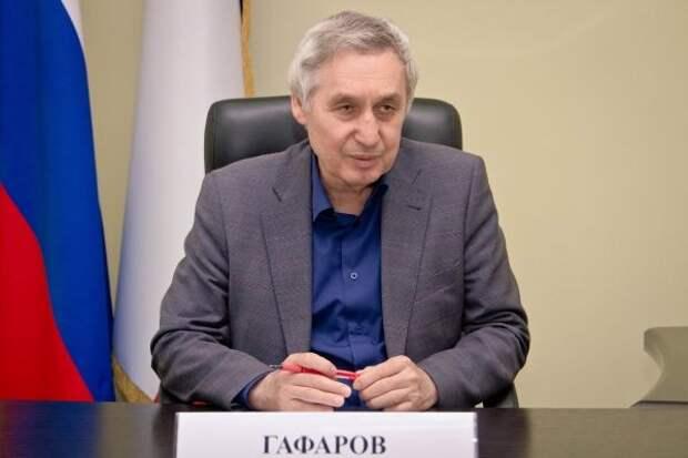 Приём граждан провёл Эдип Гафаров