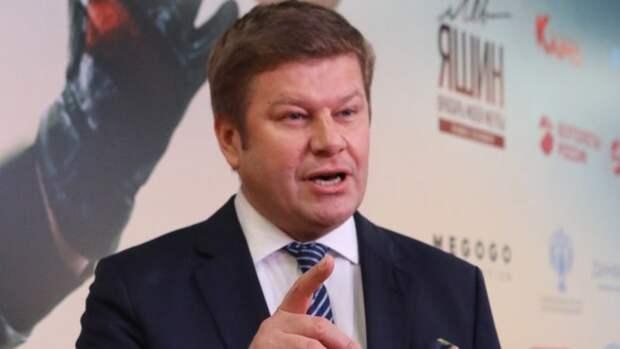 Губерниев отреагировал на слухи об отстранении от эфиров после скандала с Бузовой