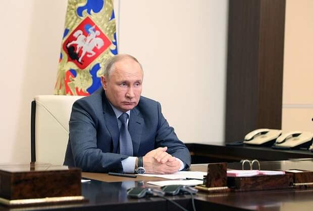 Путин проверит выполнение послания Федеральному собранию 19 мая 2021 года