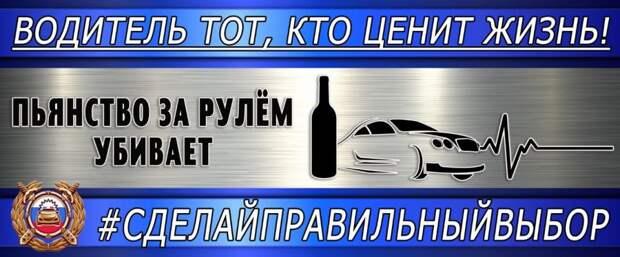 Омская ГИБДД проведет сплошные проверки водителей на состояние опьянения