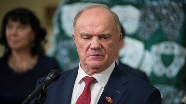 Зюганов не исключил фальсификацию видео с планами расколоть КПРФ