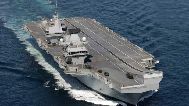 СМИ: Великобритания отправит в Черное море боевые корабли