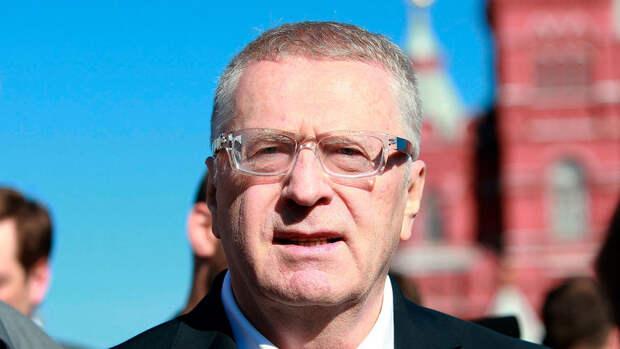 Жириновский предложил закрыть границы из-за ситуации с COVID-19