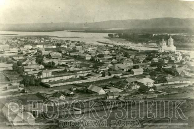 Город-курорт Кузнецк: XIX – начало XX вв.