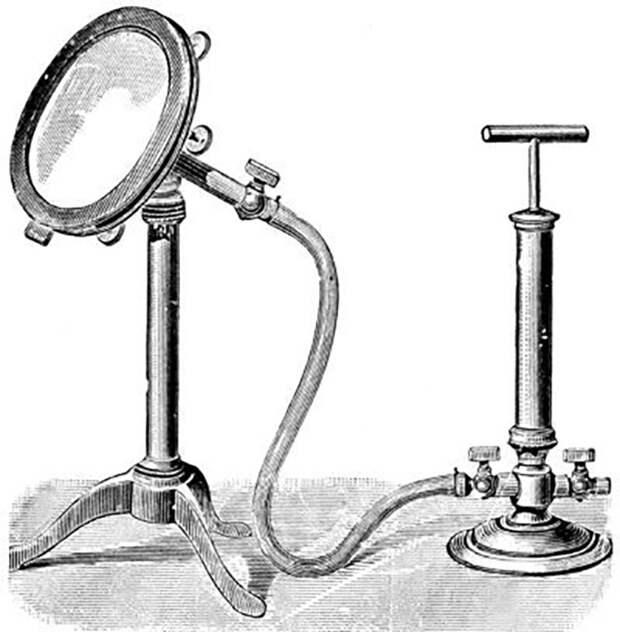 Западные учёные попытались воспроизвести эффект древневосточного магического зеркала, используя компрессор.