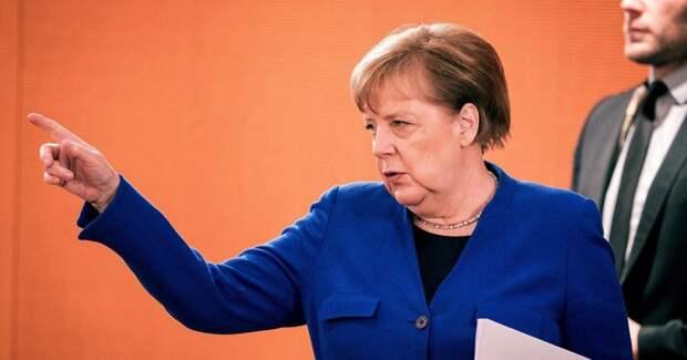 """Канцлер Германии Ангела Меркель: """"Вышвырните этого """"пациента"""" в Россию, чтобы не светился на нашей территории!"""""""