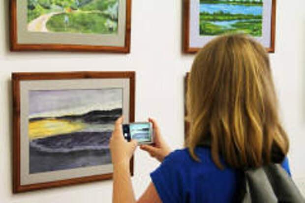 Выставка «Пейзажи родного края» откроется вНижнем Новгороде 23апреля