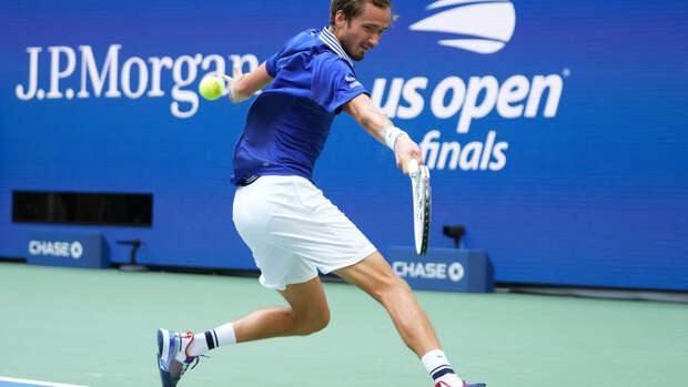 """""""Зенит"""" поздравил Медведева с победой на US Open"""