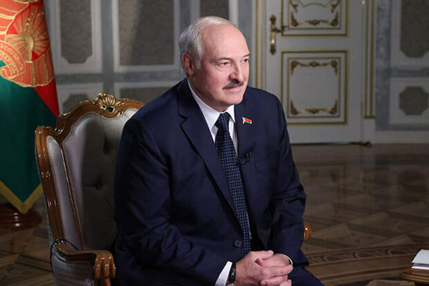 Лукашенко исключил вхождение Белоруссии в состав России