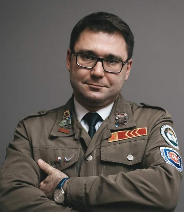 Руководитель РСО в Крыму рассказал, куда направить энергию молодёжи вместо митингов и протеста