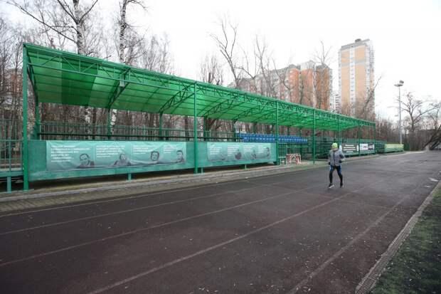 Режим работы стадиона «Свиблово» продлили по просьбам жителей