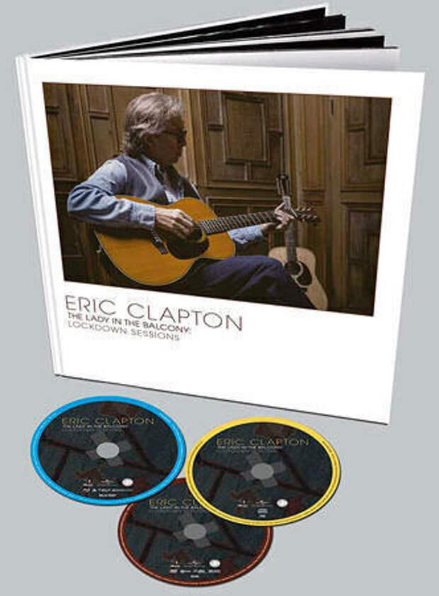 Карантинный акустический альбом Эрика Клэптона (Eric Clapton) - «The Lady In The Balcony: Lockdown Sessions» выйдет 12 ноября