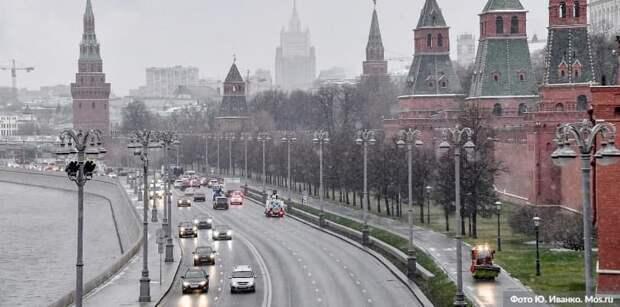 В ходе незаконной акции в Москве пострадали три сотрудника Росгвардии. Фото: Ю. Иванко mos.ru