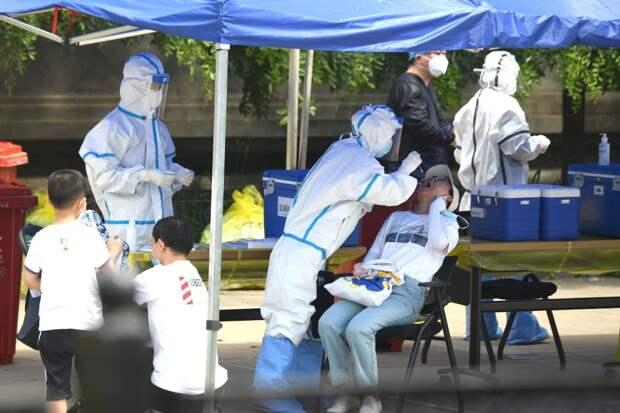 Научная сенсация: в Пекине - коронавирус из будущего