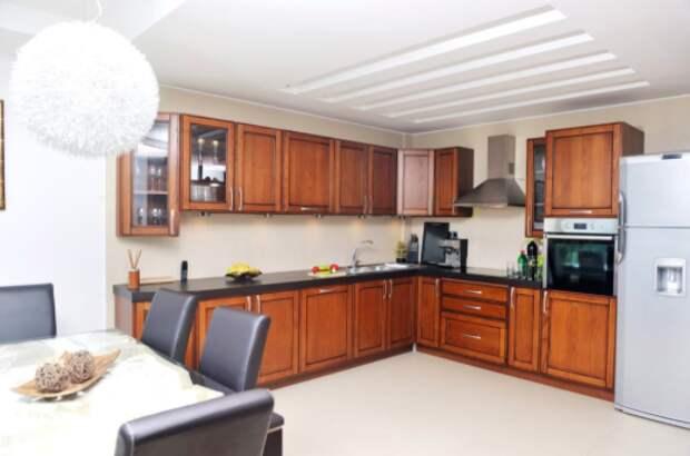 L-образная кухня: узнайте ее плюсы и минусы, прежде чем её купить!