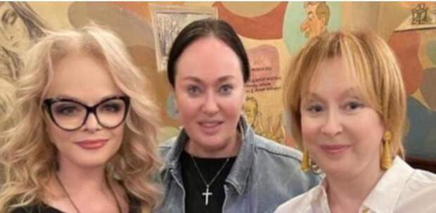 Три Ларисы! Лариса Гузеева показала фото с тезками: Удовиченко и Долиной