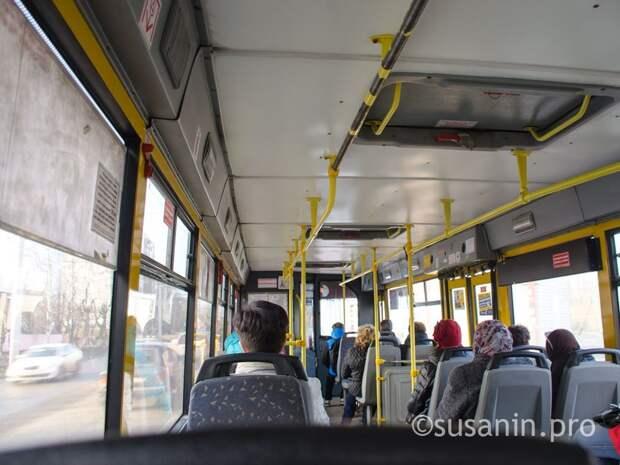 В Ижевске часть автобусных маршрутов изменят из-за капитального ремонта на железной дороге