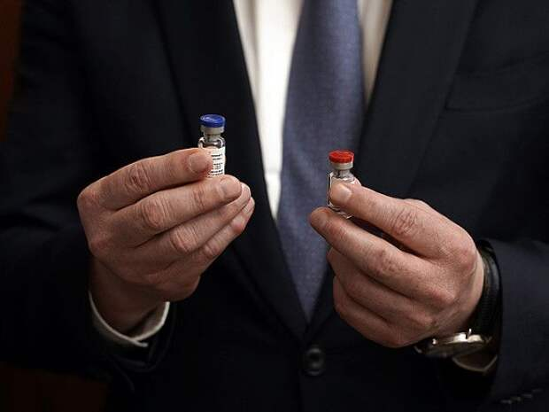 Минпромторг: Стоимость российских вакцин не превышает 900 рублей