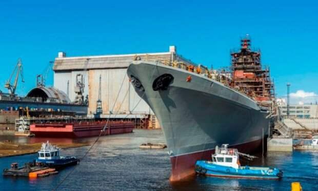 Модернизированный на«Севмаше» атомный крейсер станет сильнейшим боевым кораблём вмире