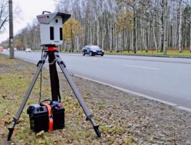 Расстановка мобильных камер в Калуге и области на 20 октября