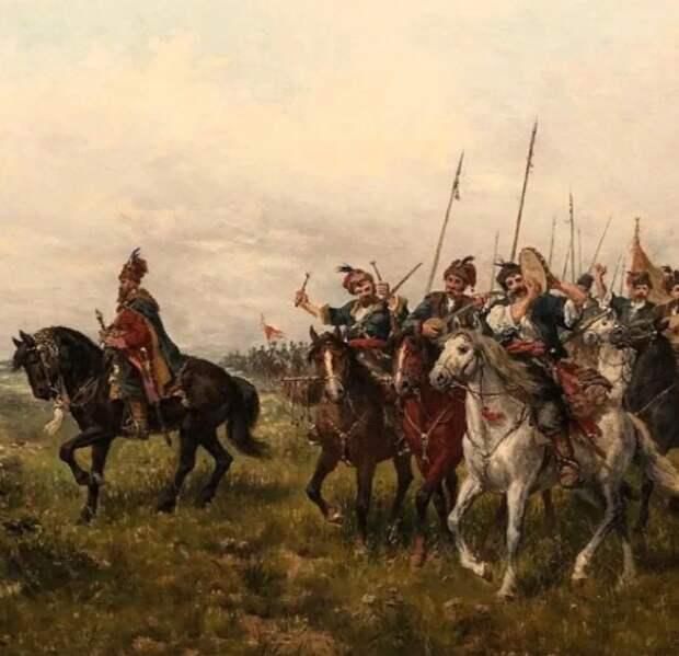 Кровавый след запорожских казаков в русских городах - о чём молчат учебники (часть 1)
