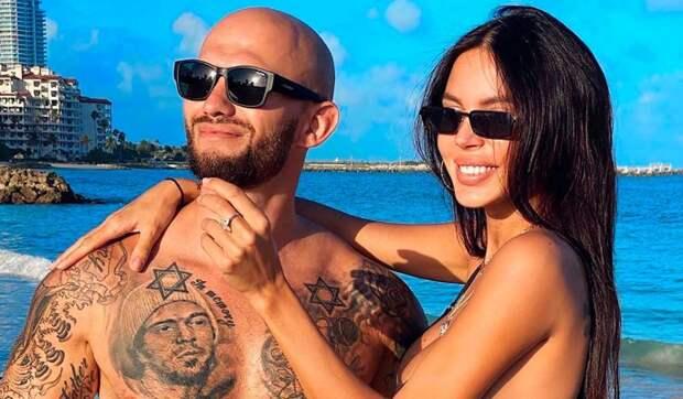 Джиган и Самойлова спускают состояние в Турции