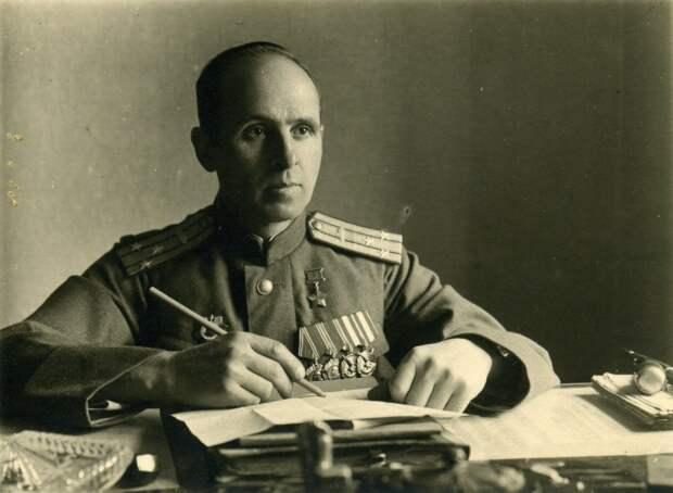 Полковник Соммер. Я боролся не с соотечественниками, а с фашистами