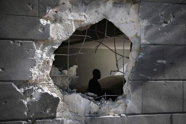 Ракеты из Сектора Газа попали в детский сад и завод в Сдероте