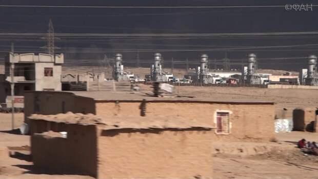 Иракские спецслужбы предотвратили диверсию на нефтяной скважине в Киркуке