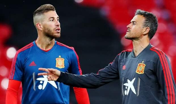 Объявил войну Мадриду? Бывший тренер «Барсы» Энрике не взял ни одного игрока «Реала» на Евро-2020