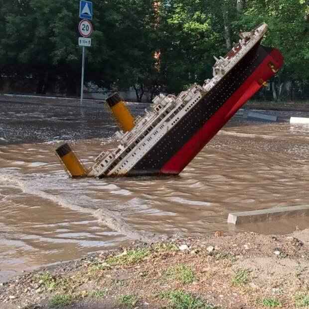 Итоги дня: потоп на улицах Ижевска и увеличение бюджетных мест в вузах республики