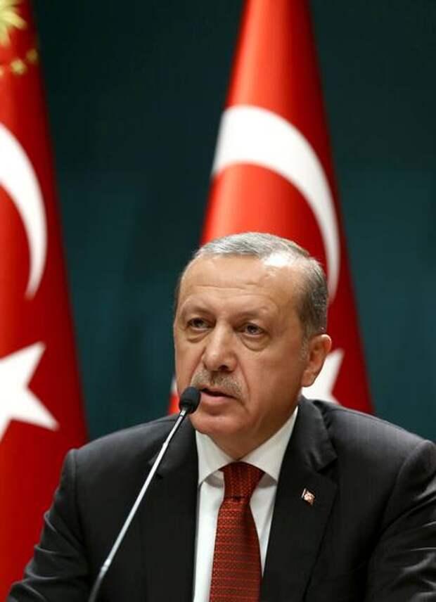 Эрдоган выступил с речью, в которой призывает защитить угнетенных палестинцев в Иерусалиме