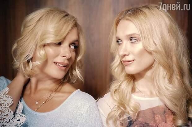 Дочь Марии Порошиной стала настоящей красавицей