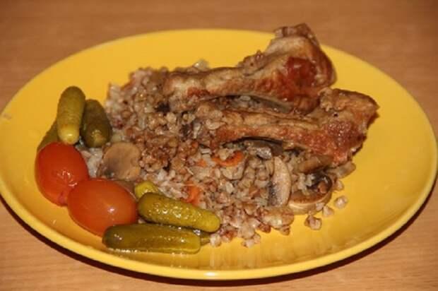 Топ-5: блюда из гречневой крупы на второе