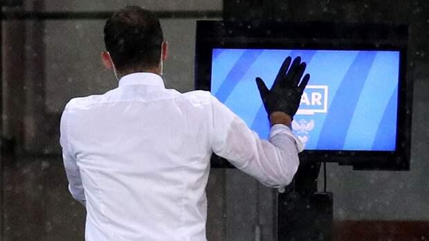 Тедеско после поражения от «Локомотива»: «VAR может быть хорошим инструментом, если им правильно пользоваться»
